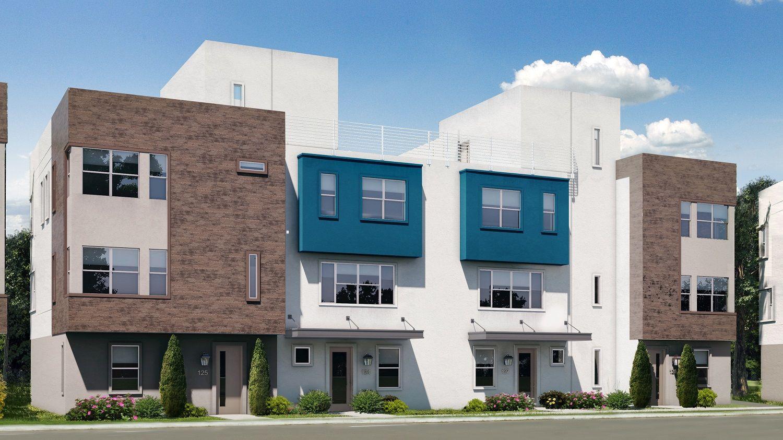 Multi Family for Sale at Lewis + Mason - Mason Plan 3 1700 S Lewis Street Anaheim, California 92805 United States