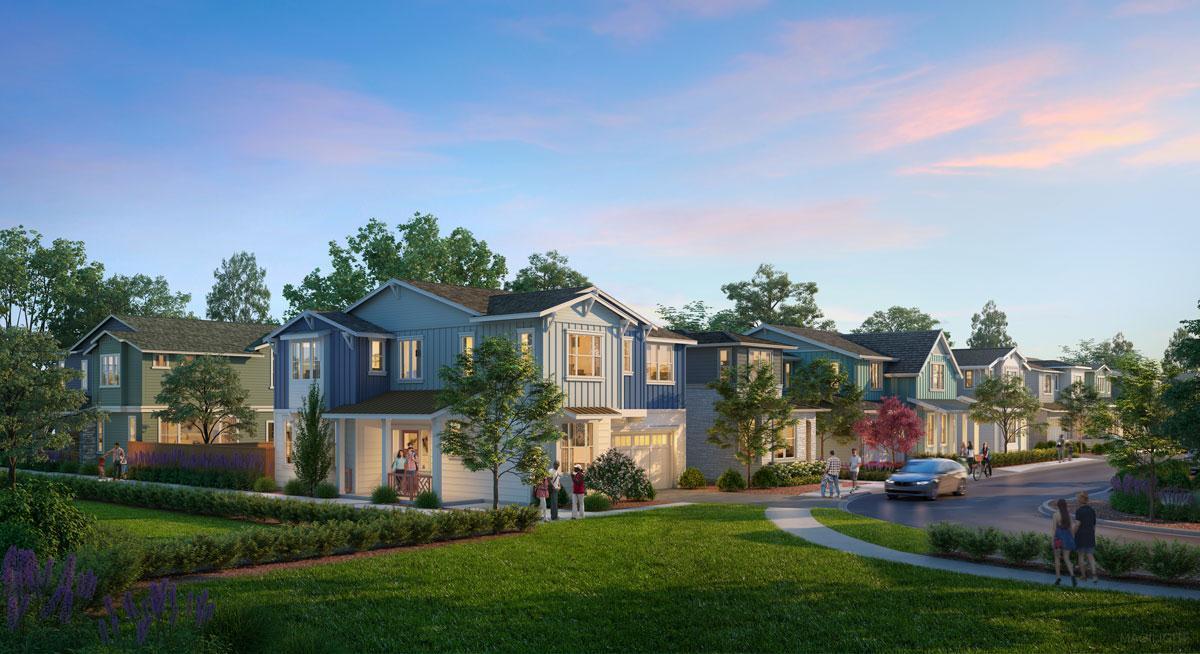 Unifamiliar por un Venta en Harmony - Residence 2 -Harmony 732 Toyon Avenue Sunnyvale, California 94086 United States