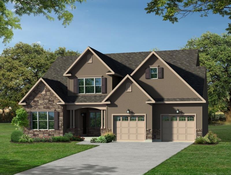 Single Family for Sale at Maple Shade Estates (Bethlehem Twp) - Alston Country 3796 Bethman Road Easton, Pennsylvania 18045 United States