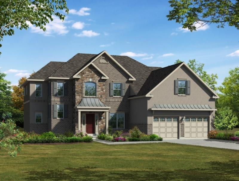 Single Family for Sale at Maple Shade Estates (Bethlehem Twp) - Farnsworth Traditional 3796 Bethman Rd. Easton, Pennsylvania 18045 United States