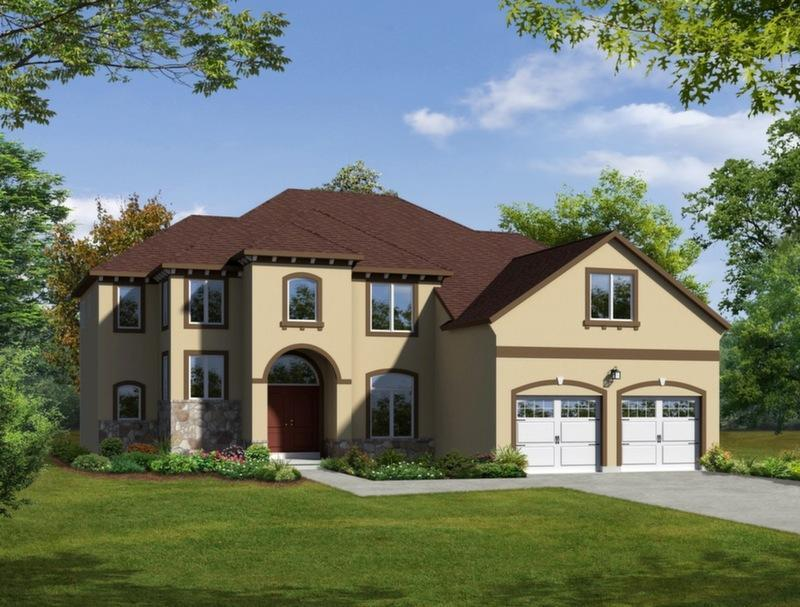 Single Family for Sale at Maple Shade Estates (Bethlehem Twp) - Farnsworth Tuscan 3796 Bethman Rd. Easton, Pennsylvania 18045 United States