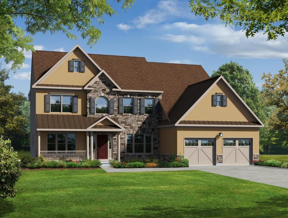 Single Family for Sale at Maple Shade Estates (Bethlehem Twp) - Jereford Farmhouse 3796 Bethman Rd. Easton, Pennsylvania 18045 United States