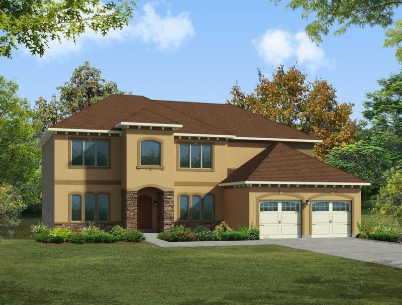 Single Family for Sale at Maple Shade Estates (Bethlehem Twp) - Jereford Tuscan 3796 Bethman Rd. Easton, Pennsylvania 18045 United States