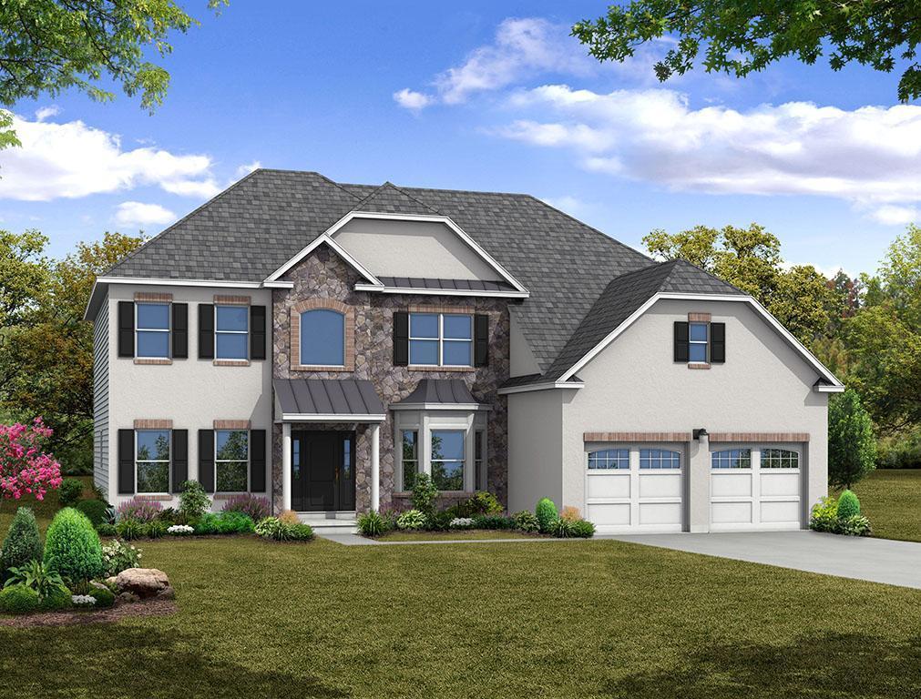 Single Family for Sale at Maple Shade Estates (Bethlehem Twp) - Jereford Traditional 3796 Bethman Rd. Easton, Pennsylvania 18045 United States