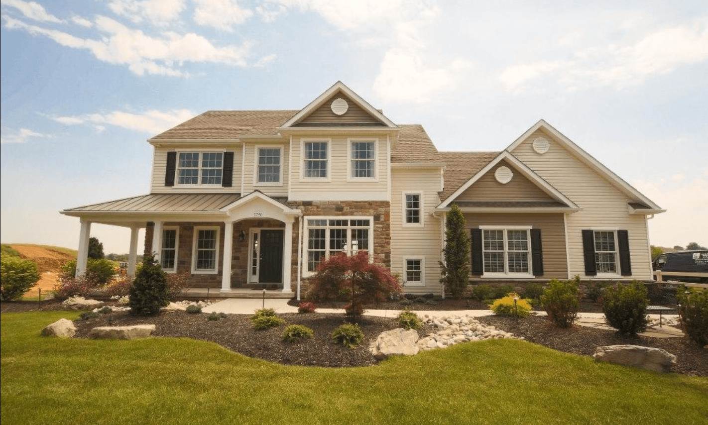 Maple Shade Estates Palmer Twp New Homes In Easton Pa By
