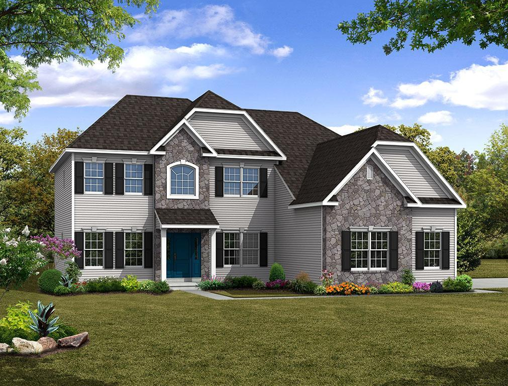 Single Family for Sale at Maple Shade Estates (Bethlehem Twp) - Churchill Traditional 3796 Bethman Road Easton, Pennsylvania 18045 United States