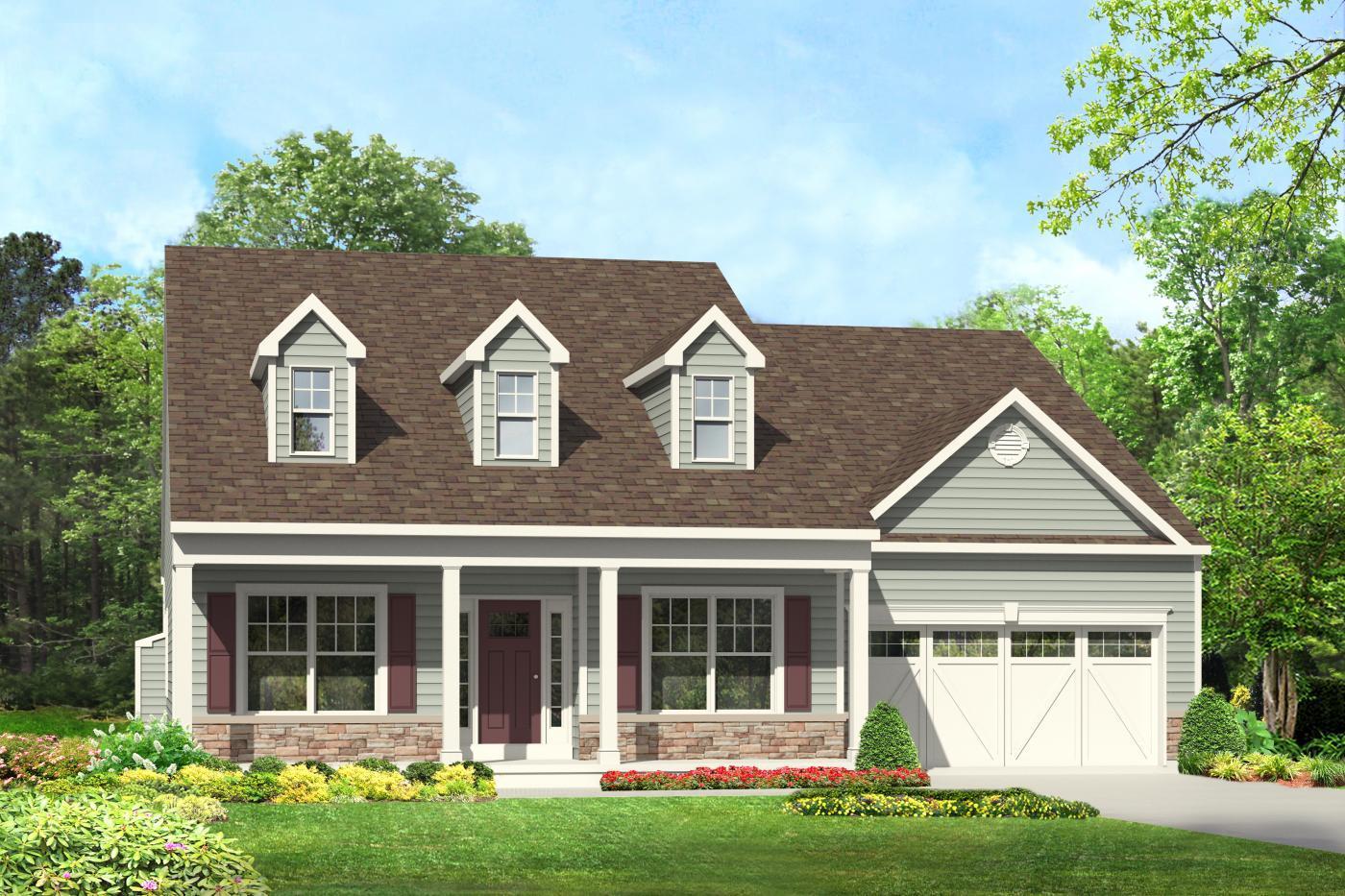 Single Family for Sale at Maple Shade Estates (Bethlehem Twp) - Oakmont 3796 Bethman Road Easton, Pennsylvania 18045 United States
