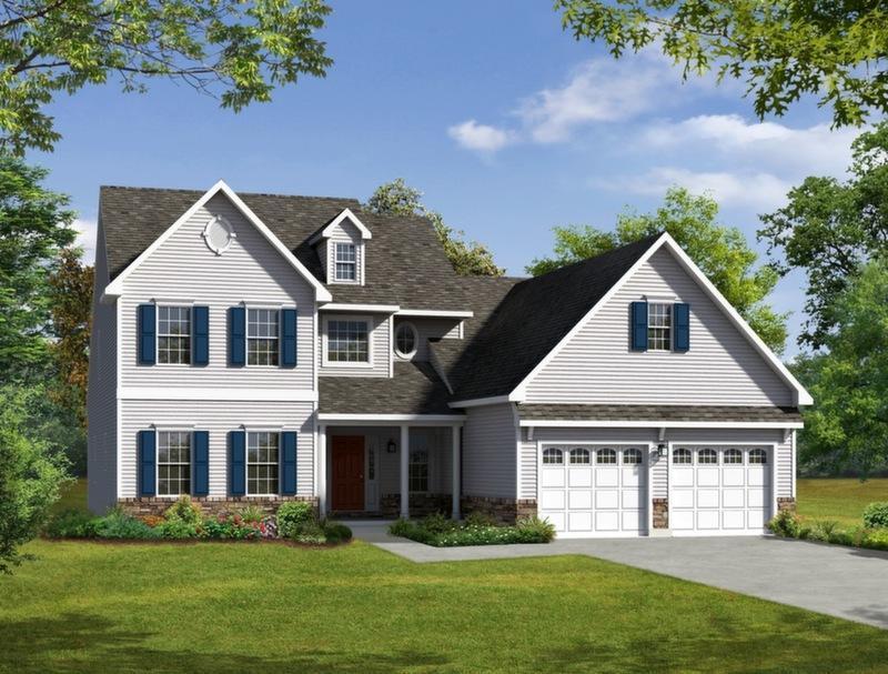 Single Family for Sale at Maple Shade Estates (Palmer Twp) - Davison Country 3796 Bethman Road Easton, Pennsylvania 18045 United States
