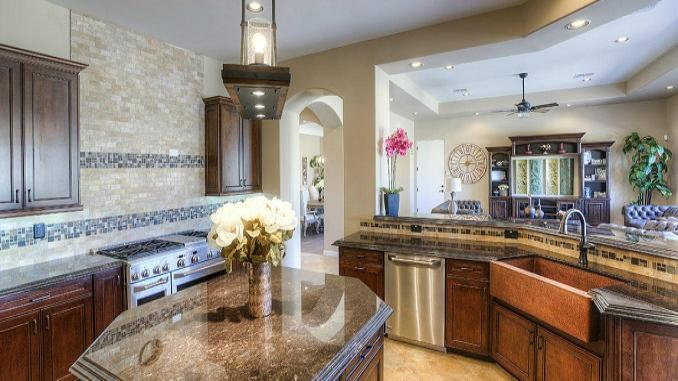 Single Family for Active at Verrado Custom Homes - Mountain Sky 21248 W. Sunrise Lane Buckeye, Arizona 85396 United States