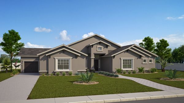 Single Family for Sale at Luke Ranch - Claymoore 13616 W Ocotillo Road Glendale, Arizona 85307 United States