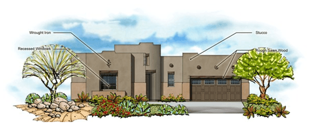 New Homes With Rv Garages Queen Creek Az