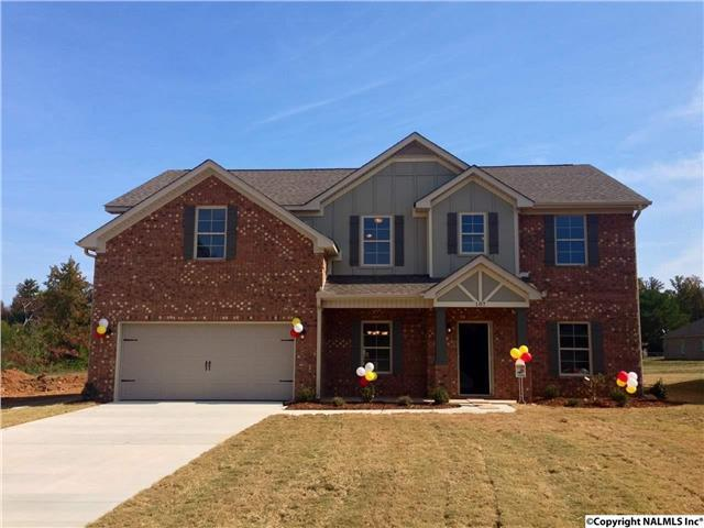 Single Family for Sale at The Alexander 105 Bayard Place Madison, Alabama 35756 United States