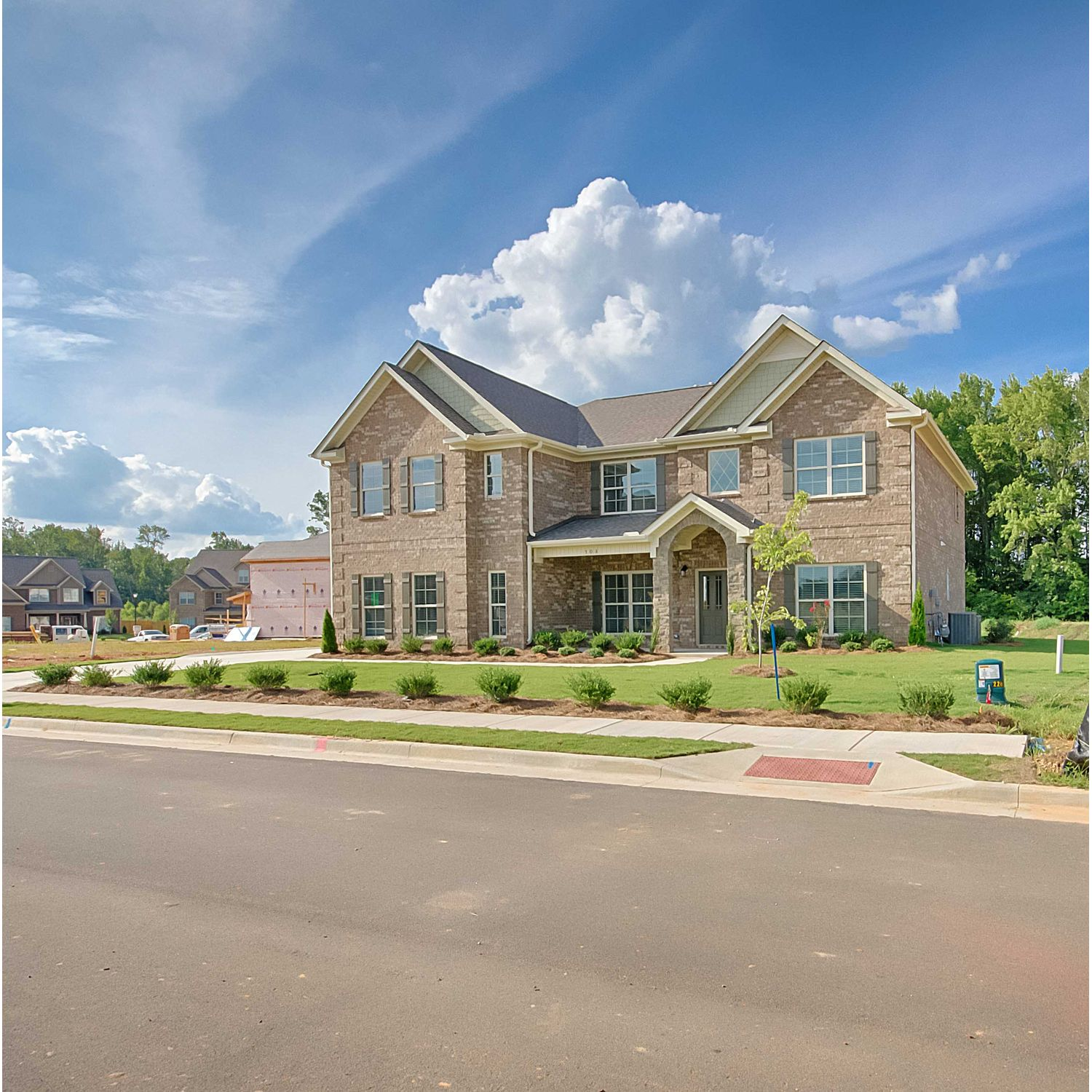 Single Family for Sale at Westhaven Estates - The Coventry Iii 101 Rains Drive Madison, Alabama 35756 United States