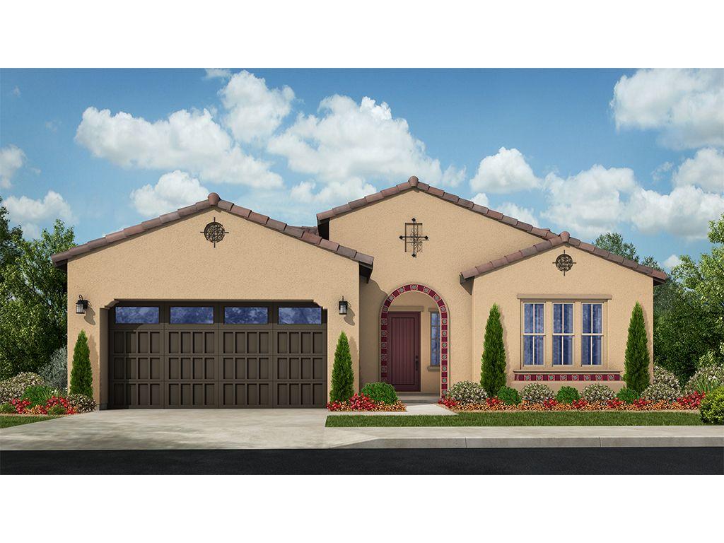 Single Family for Sale at Esperanza - Plan 3 655 Diana Avenue Morgan Hill, California 95037 United States