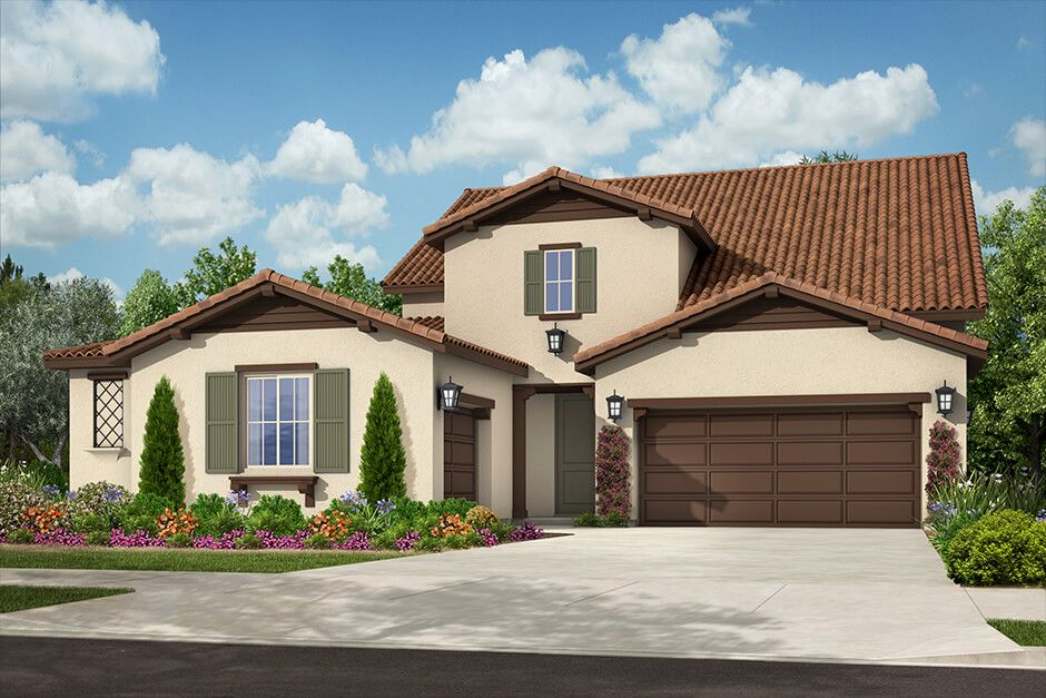 Single Family for Sale at Summer House At River Islands - Plan 1 18348 Big Bear Drive Lathrop, California 95330 United States