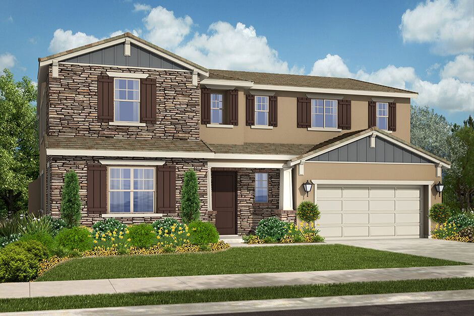Single Family for Sale at Summer House At River Islands - Plan 3 18348 Big Bear Drive Lathrop, California 95330 United States