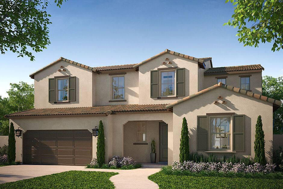 Single Family for Sale at Claiborne At Summerly - Plan 3 29528 Village Parkway Loop Lake Elsinore, California 92530 United States