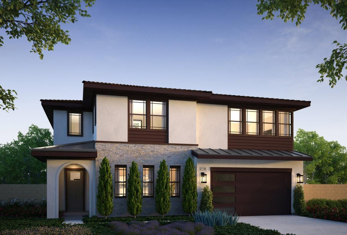 Single Family for Active at Ridgepointe At Deerlake Ranch - Residence 3 21160 Canyon View Place Chatsworth, California 91311 United States