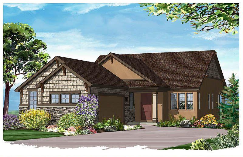Single Family for Active at Valencia 4414 Portillo Place Colorado Springs, Colorado 80924 United States