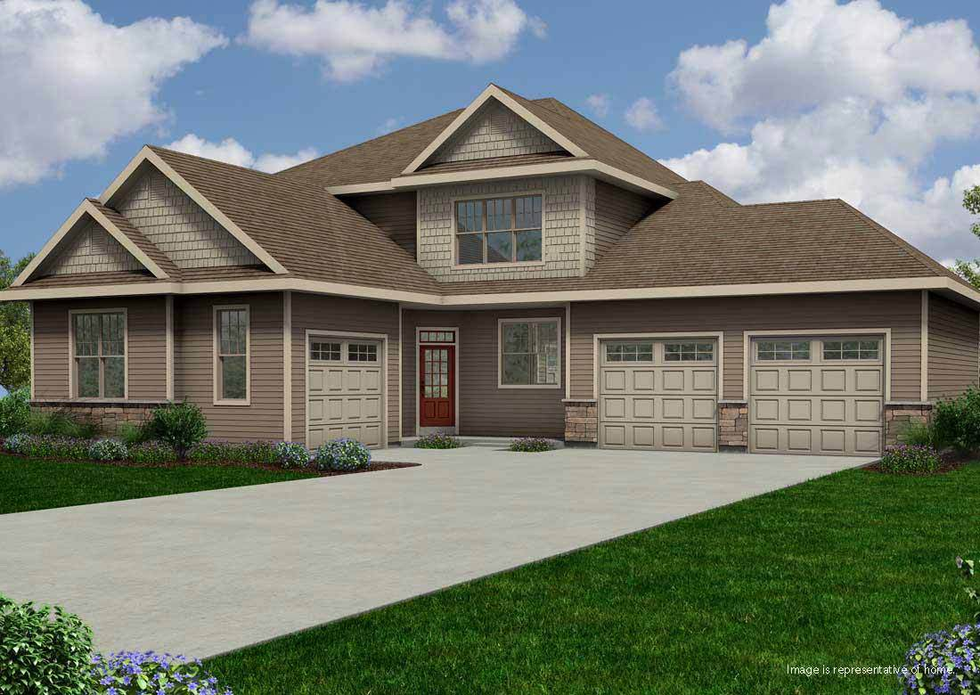 Single Family for Sale at The Bryant Ss N61w21496 Legacy Trail Menomonee Falls, Wisconsin 53051 United States