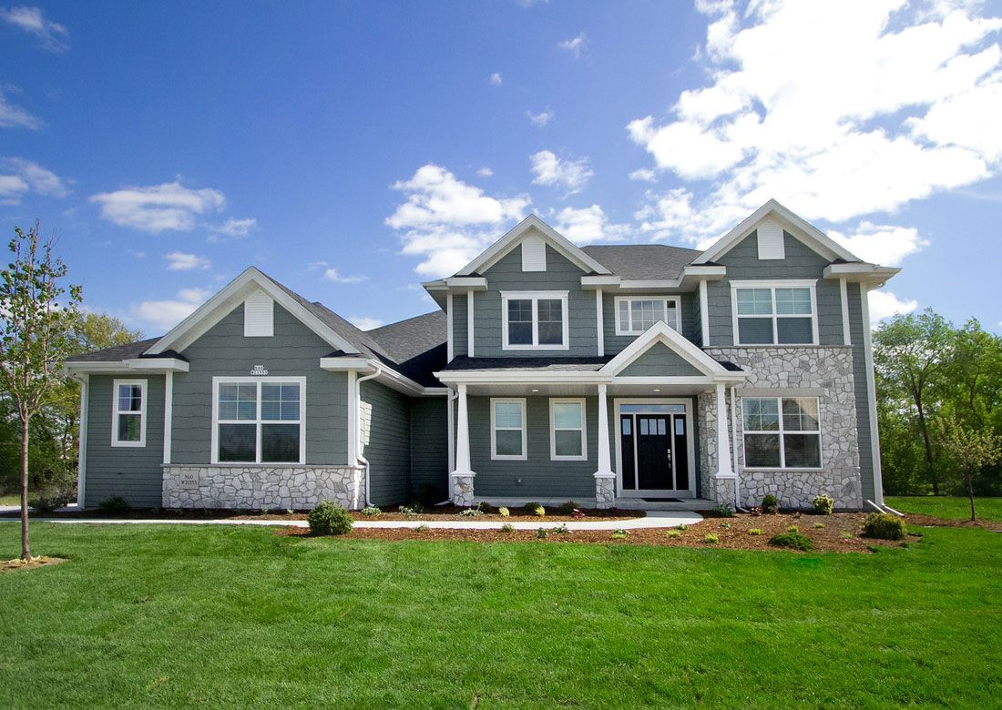 Single Family for Active at The Maybeck Ss N61w21414 Legacy Trl Menomonee Falls, Wisconsin 53051 United States
