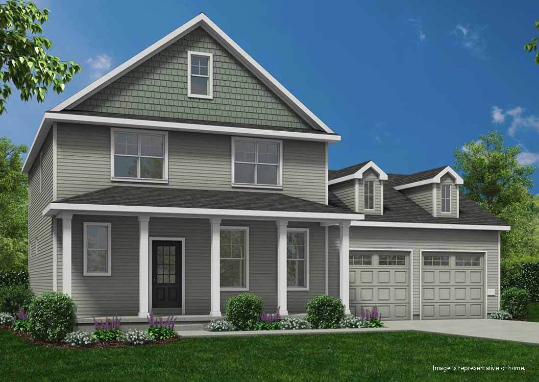 Silver Spring Estates New Homes In Menomonee Falls Wi By Veridian Homes