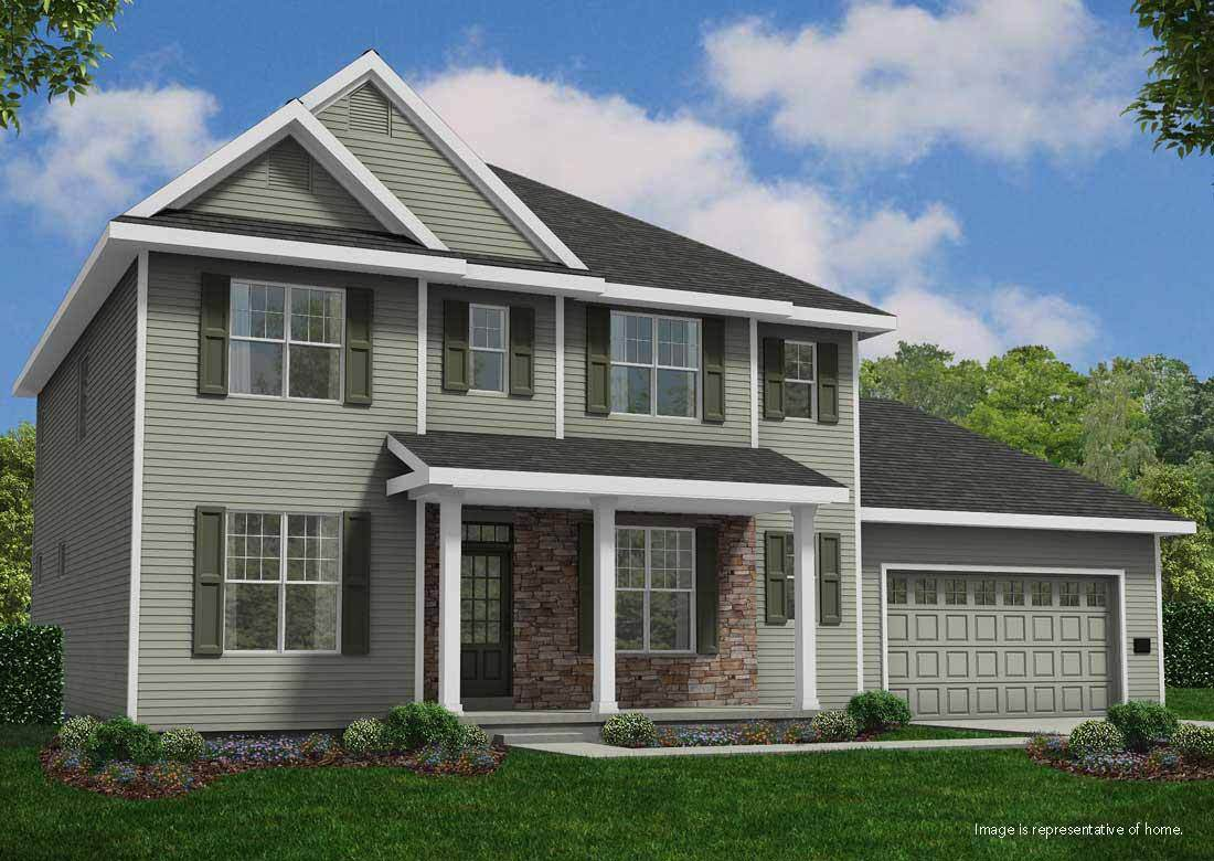 Single Family for Active at The Enclave At Mequon Preserve - The Jackson Ss 10805 N Firefly Drive Mequon, Wisconsin 53097 United States