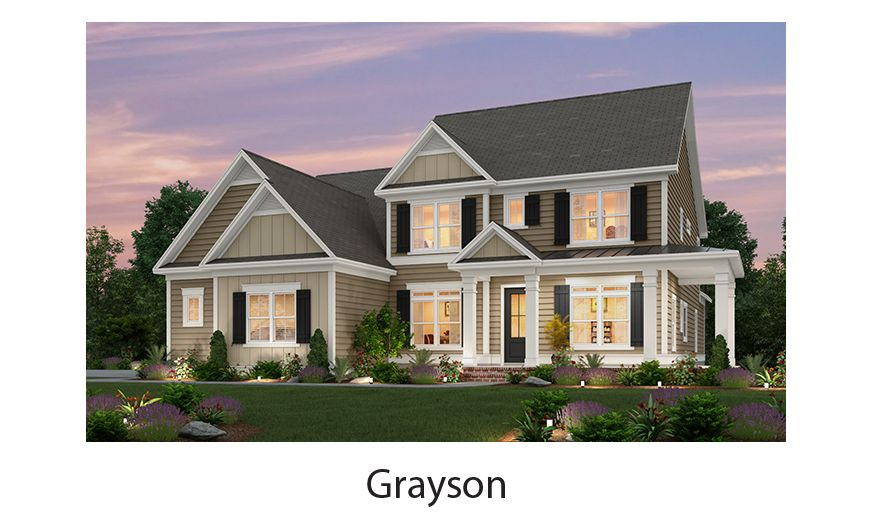 Single Family for Sale at Savannah Quarters - The Grayson 200 Blue Moon Crossing, Suite 100 Pooler, Georgia 31322 United States
