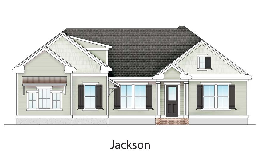 Single Family for Sale at Savannah Quarters - The Jackson 200 Blue Moon Crossing, Suite 100 Pooler, Georgia 31322 United States