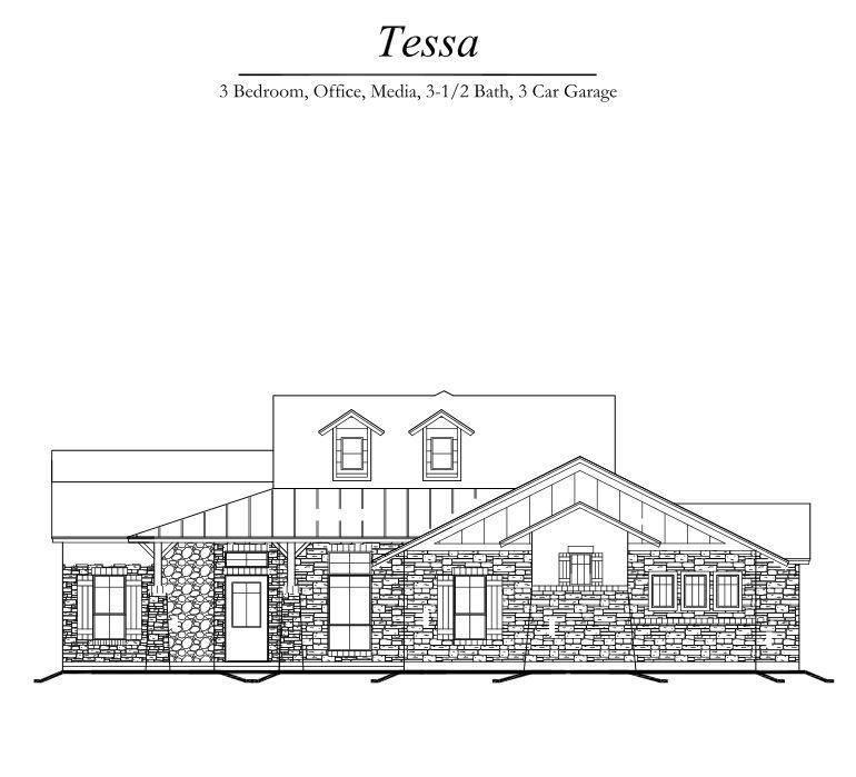 Single Family for Sale at Sola Vista - Tessa Diamante Dr. Spicewood, Texas 78669 United States