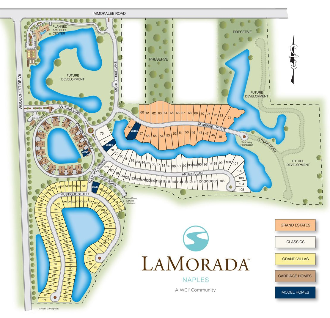 Photo of LaMorada in Naples, FL 34120