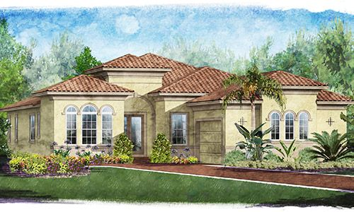 Single Family for Sale at Shadow Wood Preserve - Bayberry Ii 18640 Cypress Haven Drive Fort Myers, Florida 33908 United States
