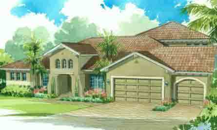 Single Family for Sale at Watercrest - Cambio Ii 19368 Nearpoint Drive Venice, Florida 34292 United States