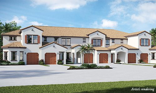 Photo of Coach Homes Second Floor in Fort Myers, FL 33913