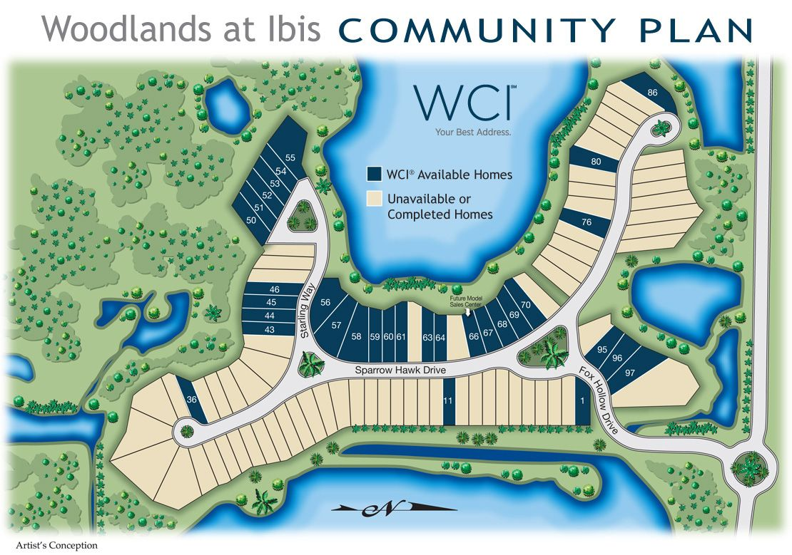 Photo of Woodlands at Ibis Golf and Country Club in West Palm Beach, FL 33412