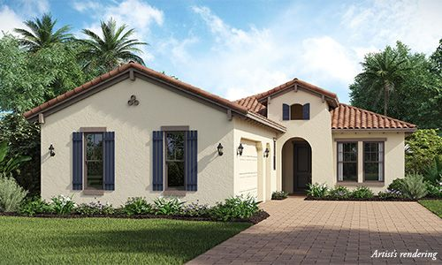 Single Family for Sale at Woodlands At Ibis Golf And Country Club - San Remo I I 6673 Sparrow Hawk Drive West Palm Beach, Florida 33412 United States