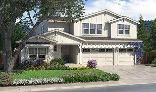 Single Family for Sale at The Reserves At Skyhawk - Residence 4 5970 Sunhawk Drive Santa Rosa, California 95409 United States