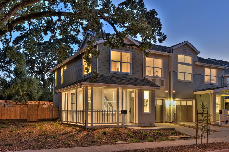 Single Family for Sale at Rincon Place - Residence A 985 Prospect Avenue Santa Rosa, California 95409 United States