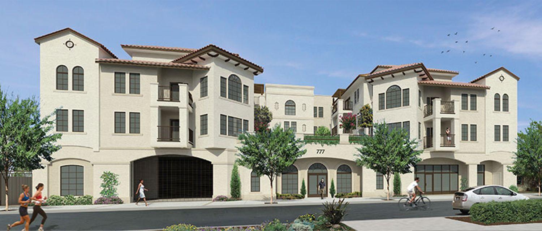 Multi Family for Sale at Plan 8b 777 Walnut Street #208 San Carlos, California 94070 United States