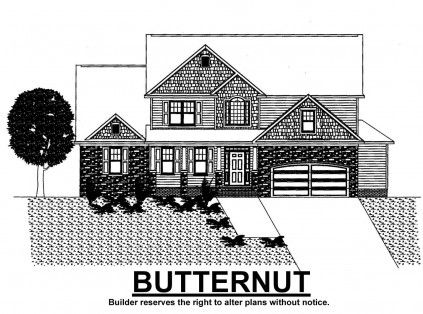 Single Family for Sale at Glen Laurel - Butternut Birkdale Drive Clayton, North Carolina 27527 United States