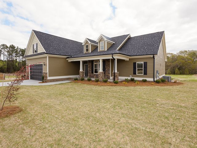 Additional photo for property listing at The Reserve - Alpine Fir  Fuquay Varina, North Carolina 27526 United States