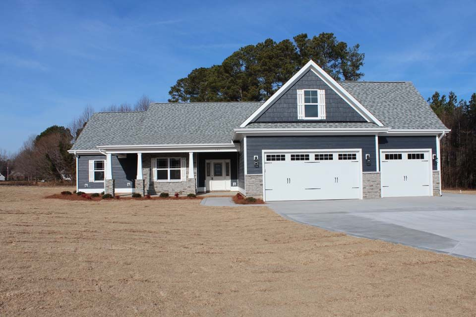 Single Family for Active at Hawthorne 37 Crown Point Garner, North Carolina 27529 United States