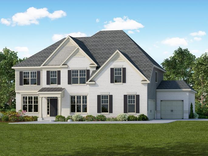 單親家庭 為 出售 在 Vickery Ii 11981 Harris Road Roswell, Georgia 30076 United States