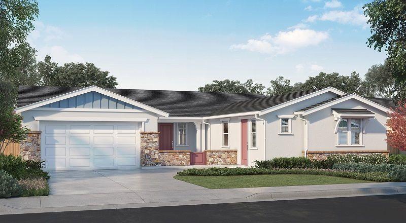 Single Family for Sale at Plan 1 5032 Amina Fair Way Fair Oaks, California 95628 United States