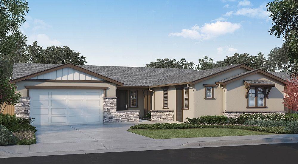 Ενοικιάζεται για την Πώληση στο Hidden Ridge - Plan 1 5139 Ridgevine Way Fair Oaks, California 95628 United States