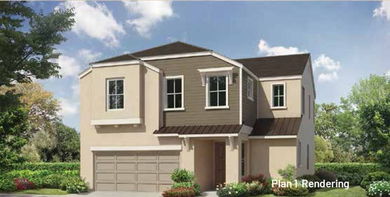 Singola Famiglia per Vendita alle ore Hidden Ridge - Plan 1v 5139 Ridgevine Way Fair Oaks, California 95628 United States