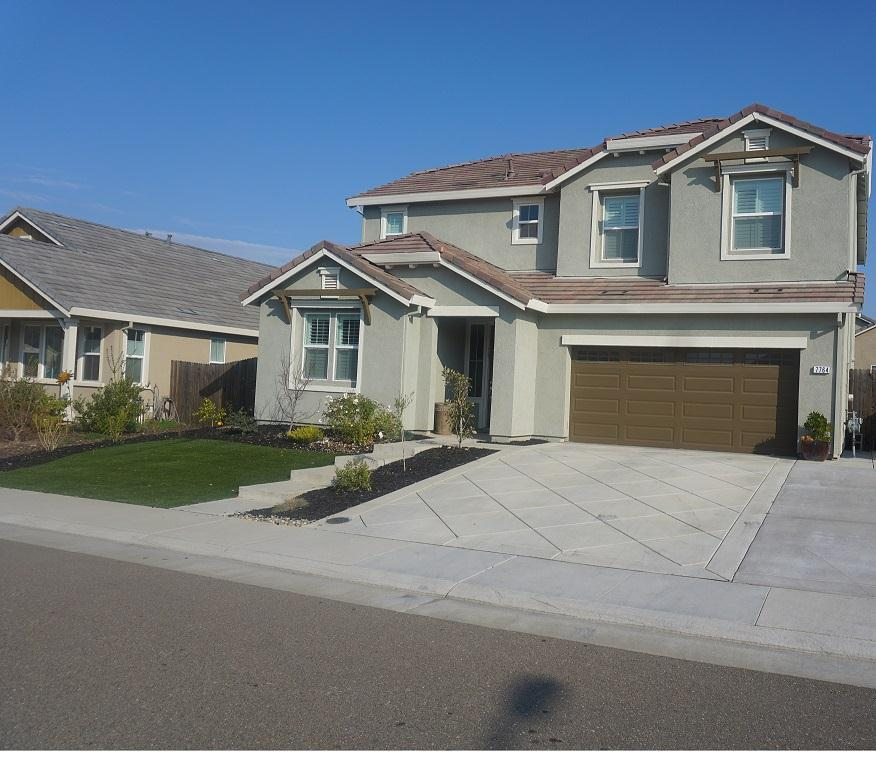 Single Family for Active at Mariposa Creek - Residence 2 5139 Ridgevine Way Fair Oaks, California 95628 United States