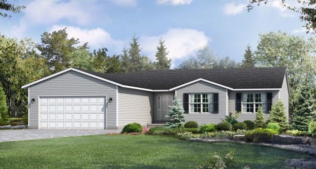 Wayne Homes Bowling Green Build On Your Lot Mcallister