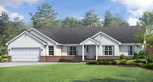 'Single Family' building or community at 'Wayne Homes Delaware Build On Your Lot 11 N. 3-B's & K Road Sunbury, Ohio 43074 United States'
