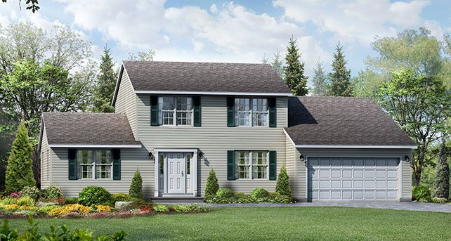 Wayne homes bowling green build on your lot brentwood for Home builders in ohio on your lot